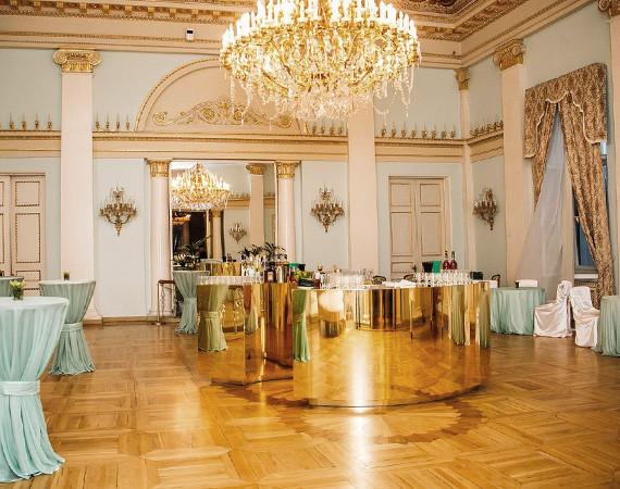 Танцевальный зал Юсуповского дворца